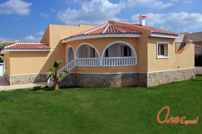 3 bed/2 bath detached villa located close to Benijofar