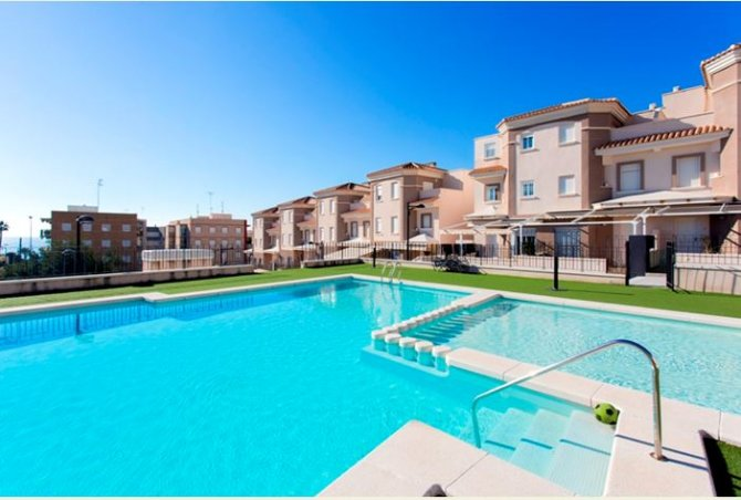 Apartments just 150 metres from Levante beach