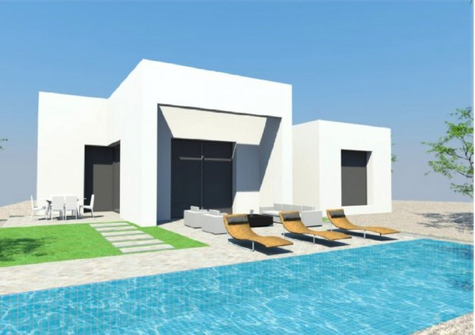 Luxury 3 bed villas with private pool Las Colinas Golf Course