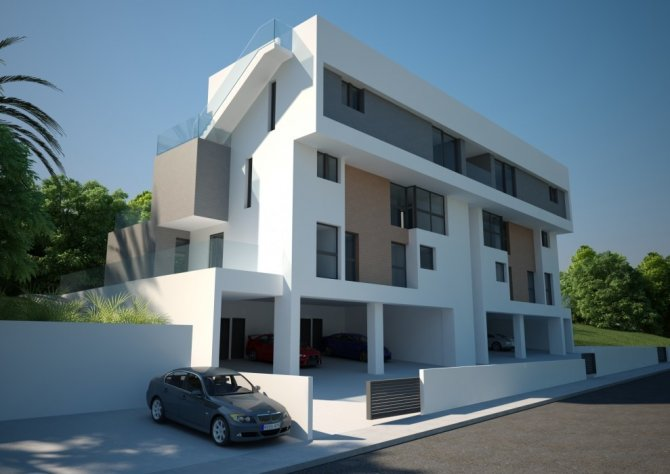 Ultra modern design new build model Java 2  bed/2 bath apartments