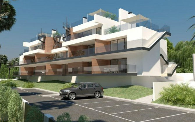 Apartment in La Finca