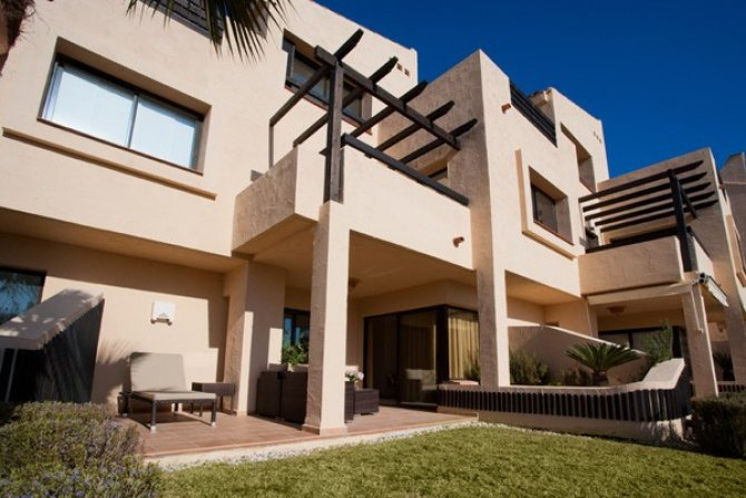 Apartments located at Roda Golf and Beach Resort on the Mar Menor set around an 18 hole golf course
