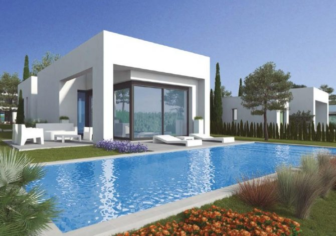 Luxury villas with private pool situated on the 5* Las Colinas Golf Course and Country Club