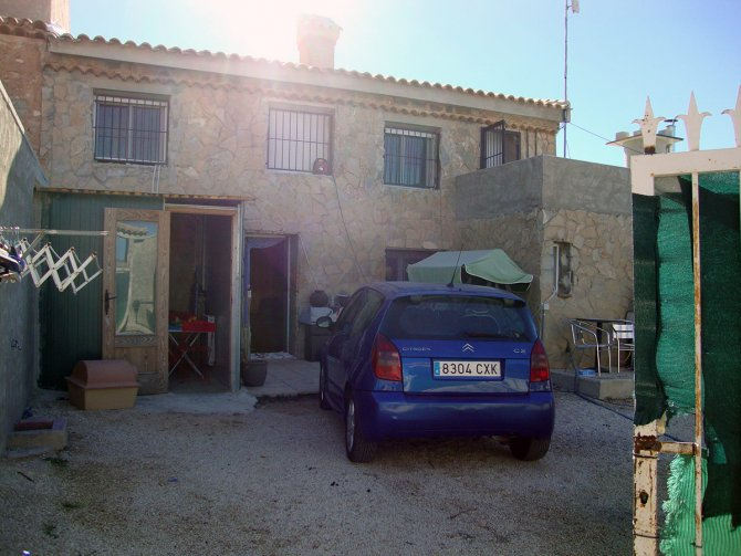 Country House in Alguena