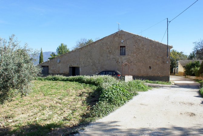 Farm House in Pinoso