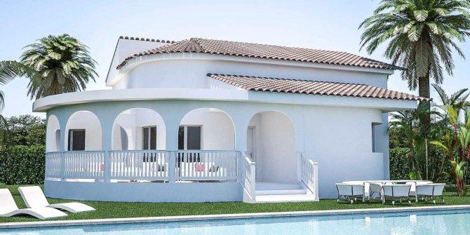 Stunning traditional style Spanish Villa