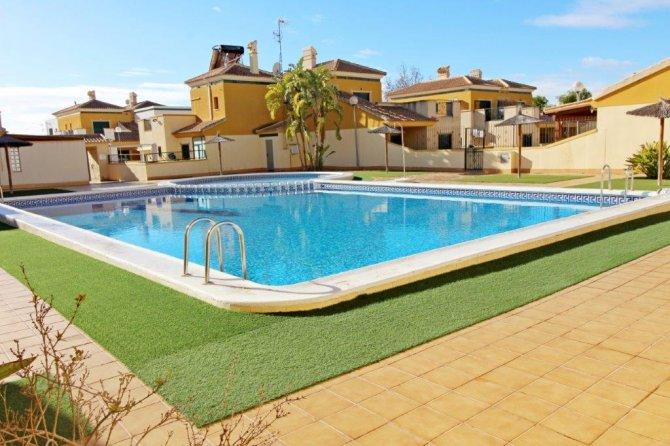 Duplex Apartment in Almoradi