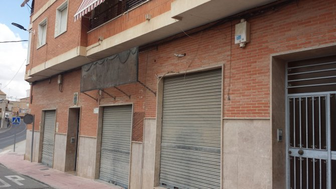 Commercial Investment in Alguena