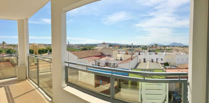 Stunning Modern Apartment in Rojales with incredible views