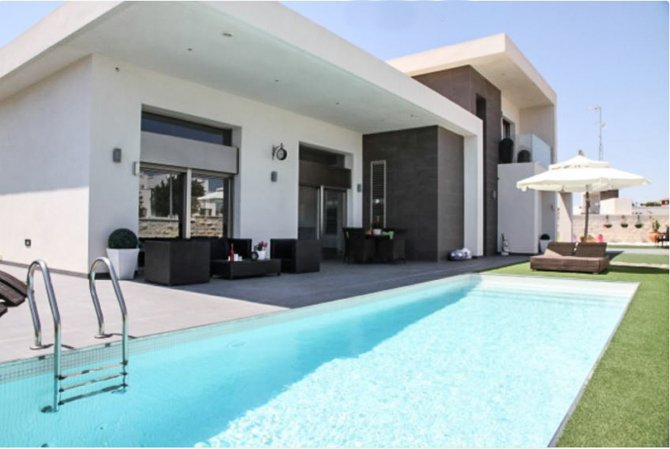 Wow Factor - Stunning Luxury Detached 3 bed Villa in Quesada