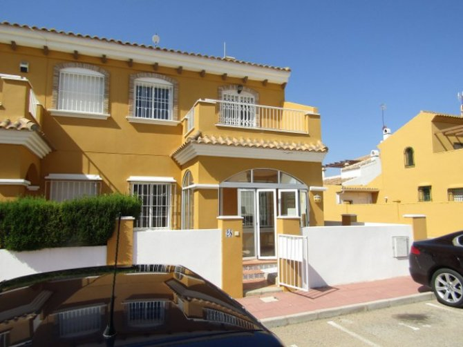 Townhouse in La Zenia