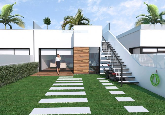 Quality Modern Townhouse at Olivia de Roda Golf