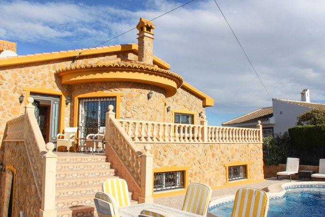 WOW FACTOR  Stunning Unique 6 bedroom 3 bathroom detached villa  Pueblo Lucero