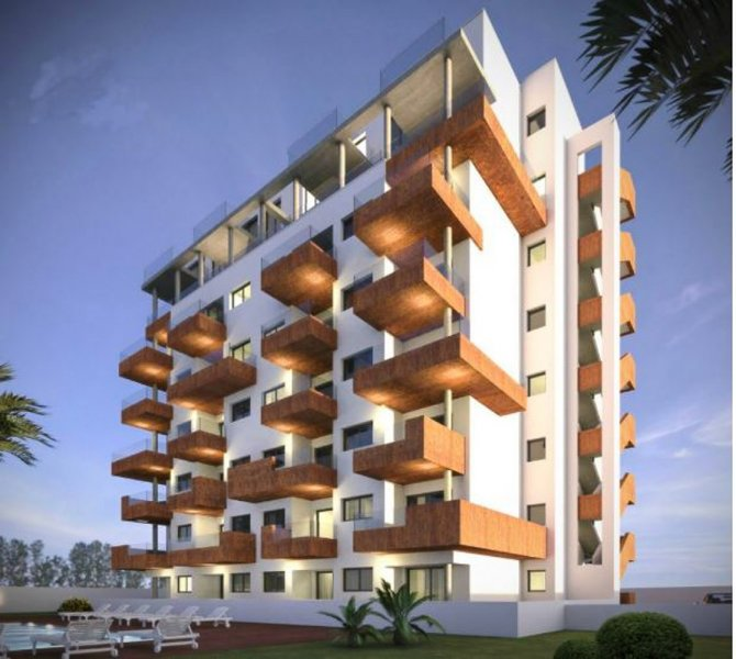 Quality build apartments 1km from the beautiful beaches of Guadamar
