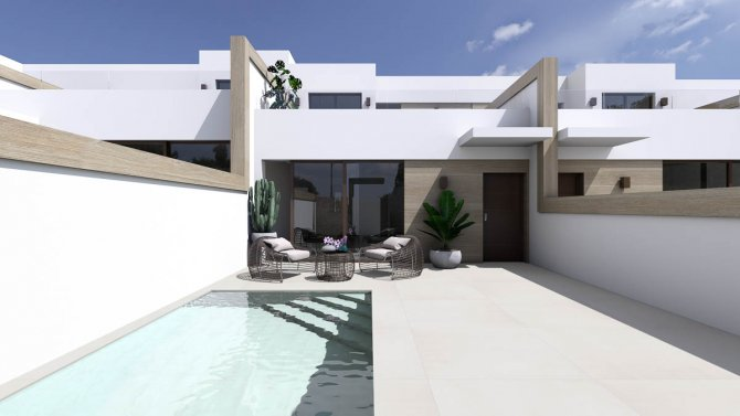 Stunning properties with private pool and underbuild walkable to amenities