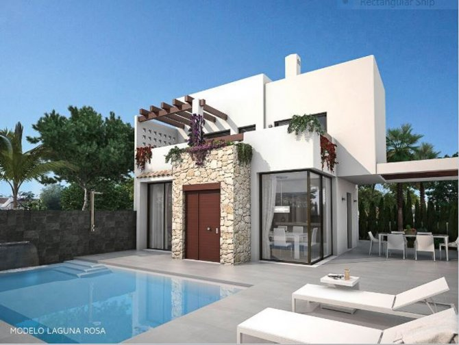 Full Description Of This Villa. These Modern Luxury Villas With Private Pool  ...