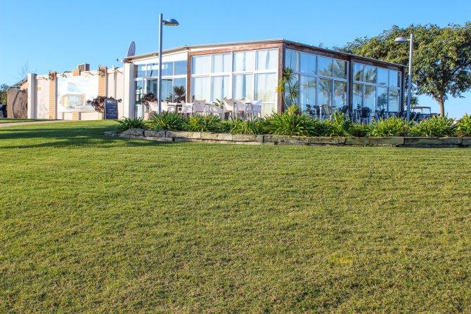 Golf Clubhouse Restaurant Stunning Location