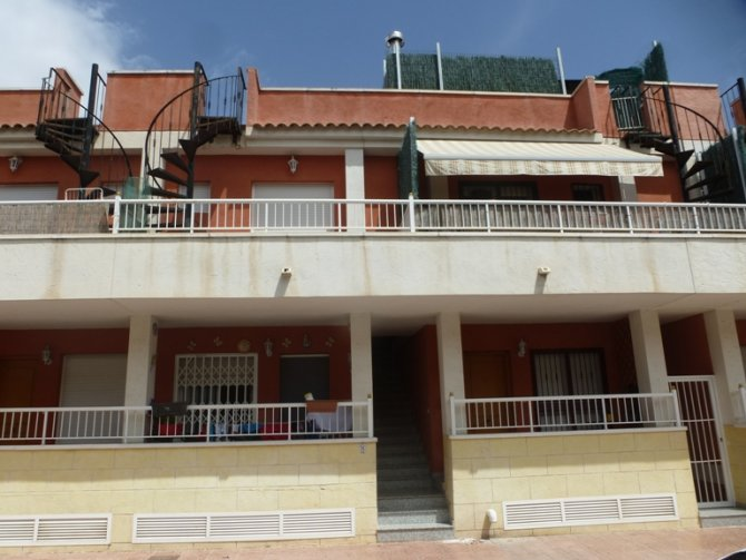 Apartment in Rojales