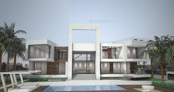 Stunning detached villa overlooking the Mar Menor