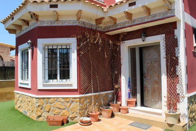 3 bed 2 bath detached villa in Bigastro