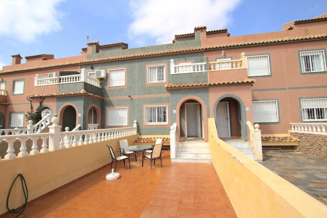 Townhouse in Balsicas