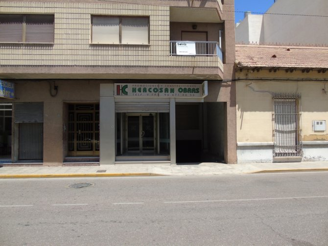 Commercial in Rojales