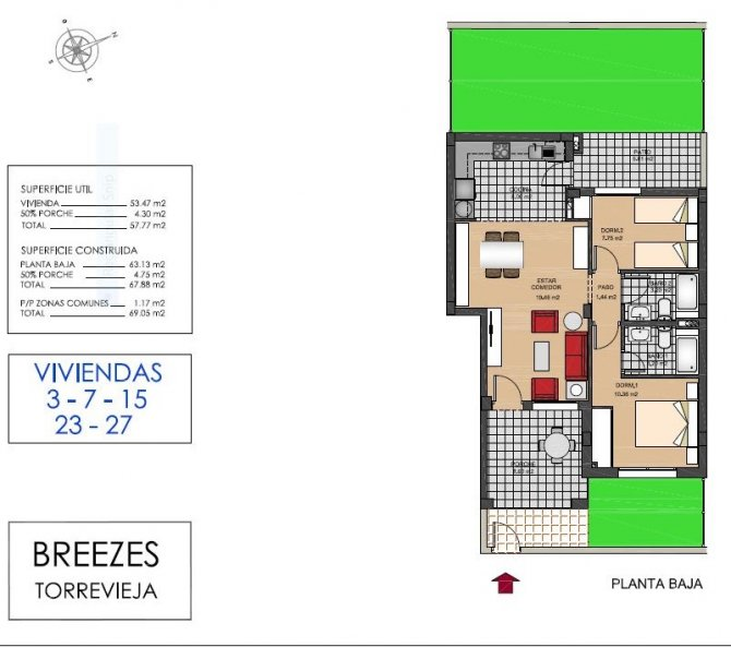 Jacuzzi Torrevieja.Apartment For Sale In Torrevieja 157 000 Sapp 1516 Rm T