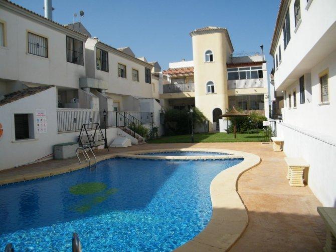 Apartment in Las Heredades