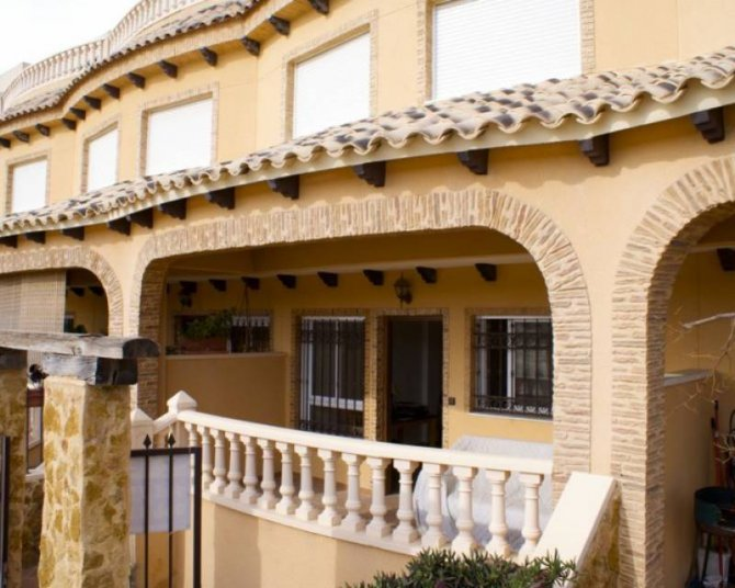 Townhouse in Guardamar