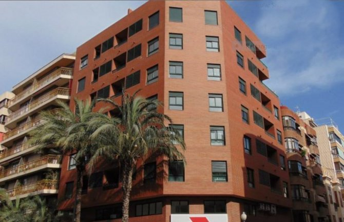 Modern apartments in Alicante town centre