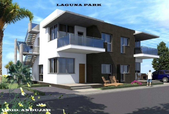 Stunning contemporary design 2 bed/2 bath apartments located in Residencial Laguna Park