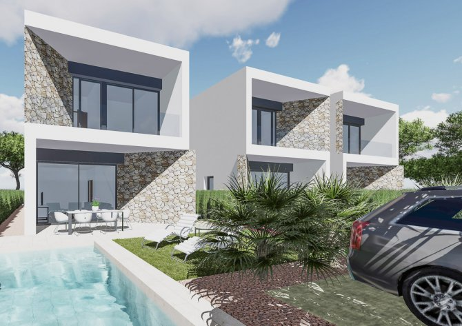 Luxury, spacious  villas with 10 x 3 private pool wonderful views close to all amenities