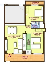 Stunning new 2-bedroom apartments within walking distance of the beach. (0)