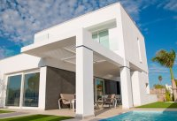 Stunning detached 3 bed, detached villas with private pool (5)