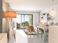 Modern apartments with 2 communal pools and childrens play area (1)
