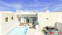 Stunning villas including white goods and private pool close to all amenities (6)