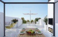 Modern bright villas on one level close to Roda Golf (1)