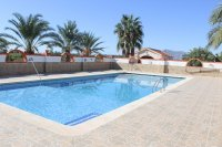 Stunning 4 bed detached finca with large private pool and separate apartment  (14)