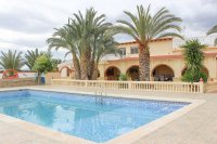 Stunning 4 bed detached finca with large private pool and separate apartment  (0)