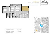 Stylish modern apartment complex with gym and spa area (5)