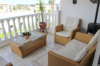 Well-presented, semi-detached villa with large garden and garage  (2)