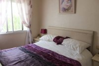 Well-presented, semi-detached villa with large garden and garage  (8)