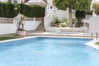 Well-presented, semi-detached villa with large garden and garage  (1)