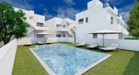 New style apartments in small development with communal pool (0)
