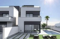 Contemporary villas with option of private pool (0)