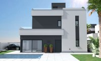Contemporary villas with option of private pool (3)