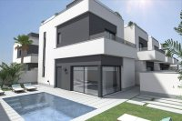 Contemporary villas with option of private pool (1)