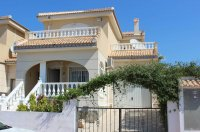 South facing, linked detached villa with communal pool including Ford Focus car