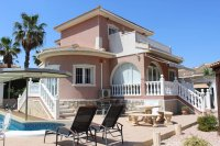 Beautiful, South facing villa with private pool and garage within easy walking distance of facilities (36)