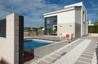 Just 2 minutes from the beach! Stunning WOW factor modern villas  (14)